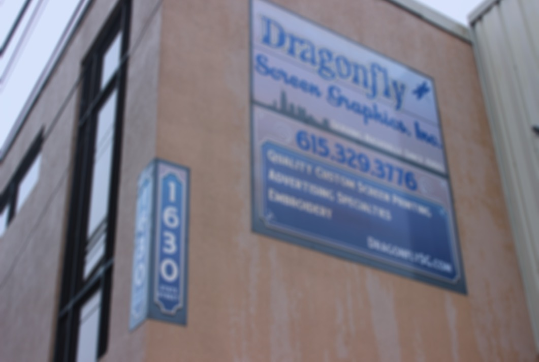Dragonfly Screen Graphics
